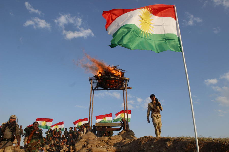Племя изгоев: могут ли курды изменить карту мира?