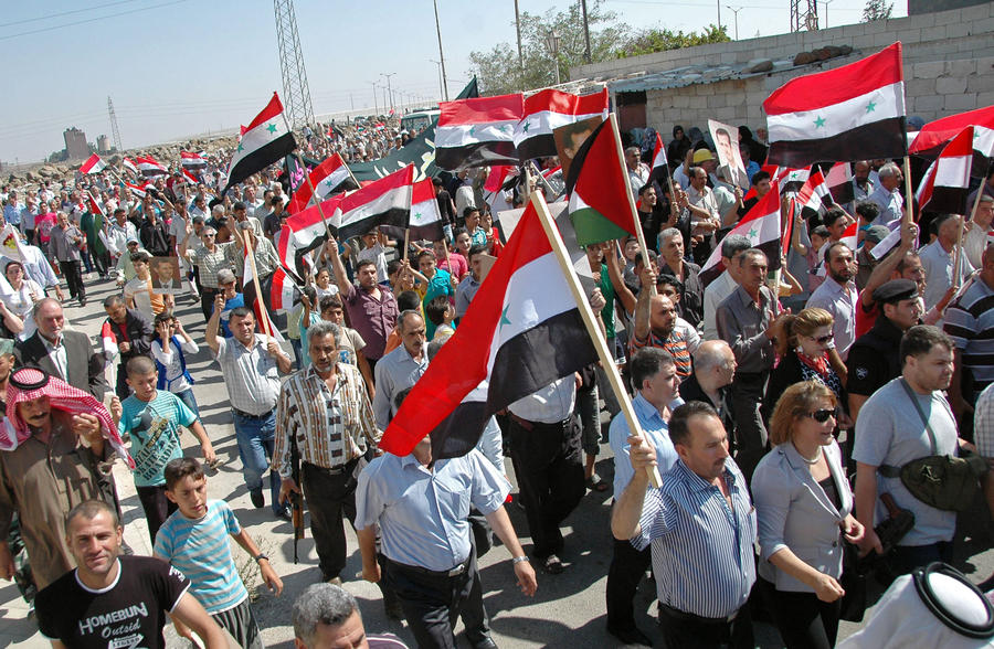 ТВ: Правительство Сирии пустит экспертов ООН на место предполагаемой химической атаки