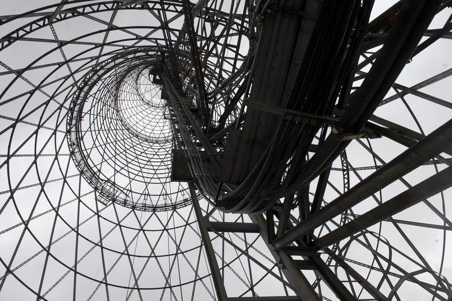 Шуховскую башню перенесут и сделают культурно-историческим объектом