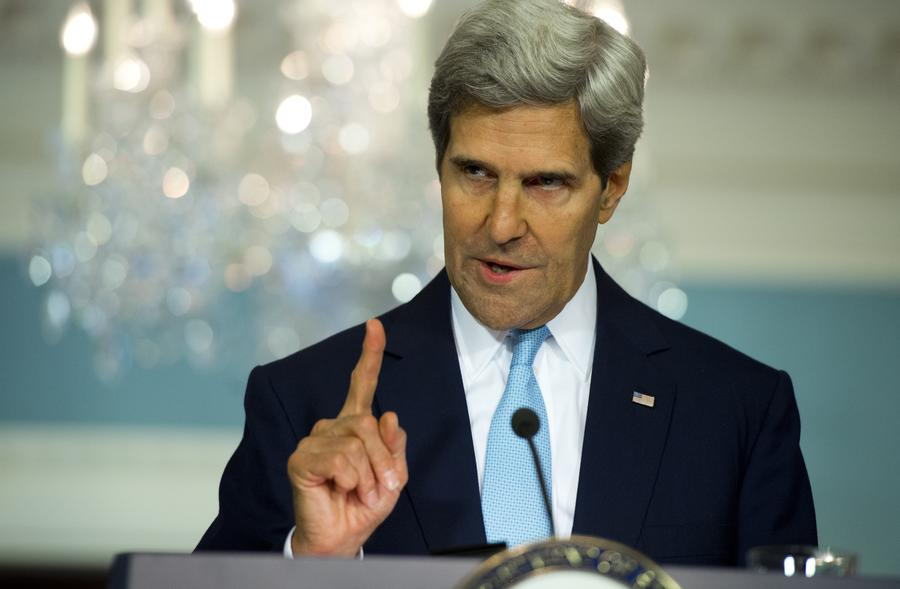 Керри: Москва не поверила доказательствам химатаки, предоставленным США