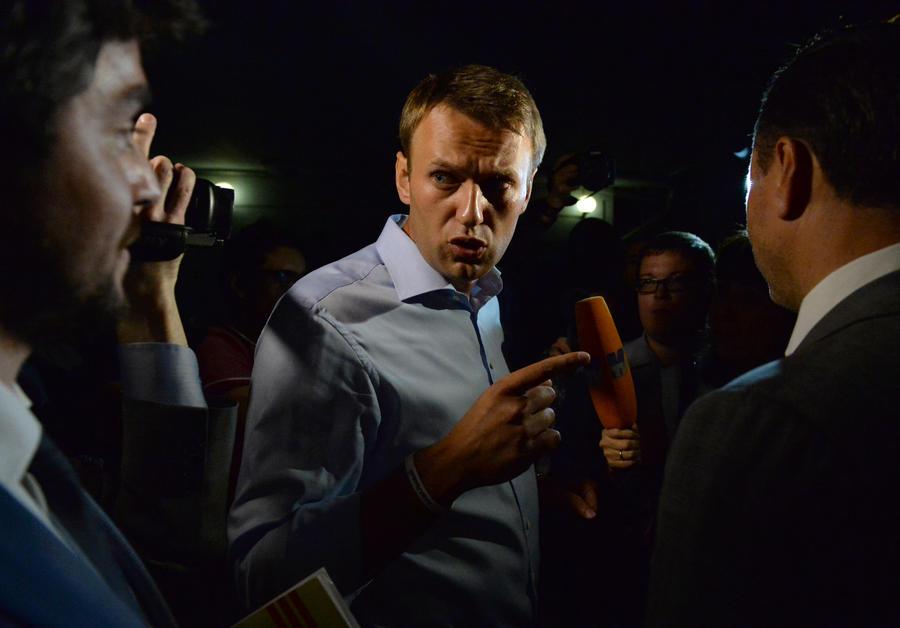Мосгоризбирком рассмотрит жалобы на Навального