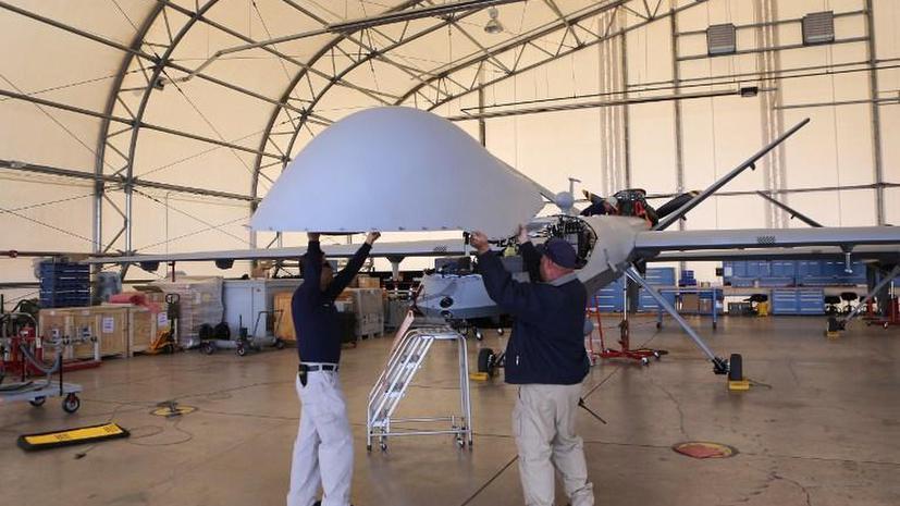 Американские инженеры создали технологию для борьбы с дронами