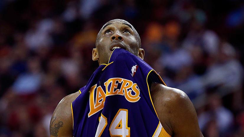 Доходы игрока NBA Брайанта составили $60 млн