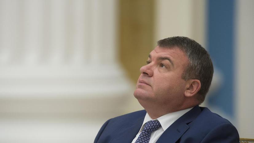 Следствие по делу Анатолия Сердюкова о халатности завершено
