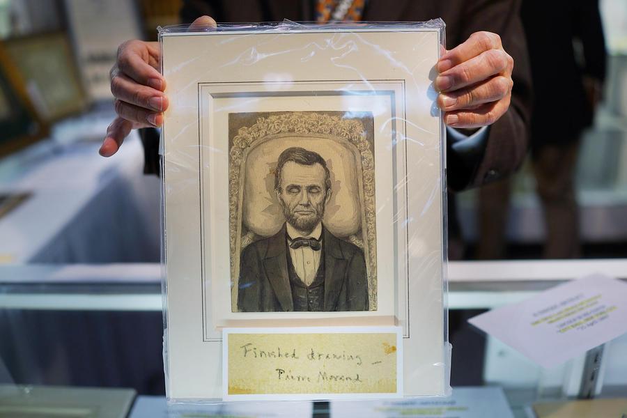 Авраам Линкольн мог быть отличником