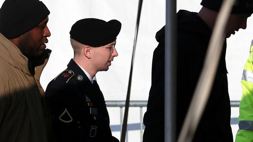 Военный трибунал перенес рассмотрение дела Мэннинга на март