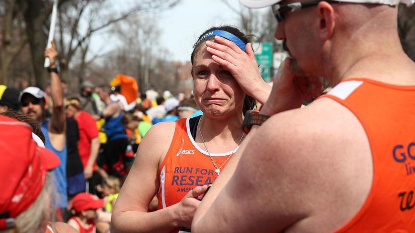 Теракт в Бостоне: хроника событий