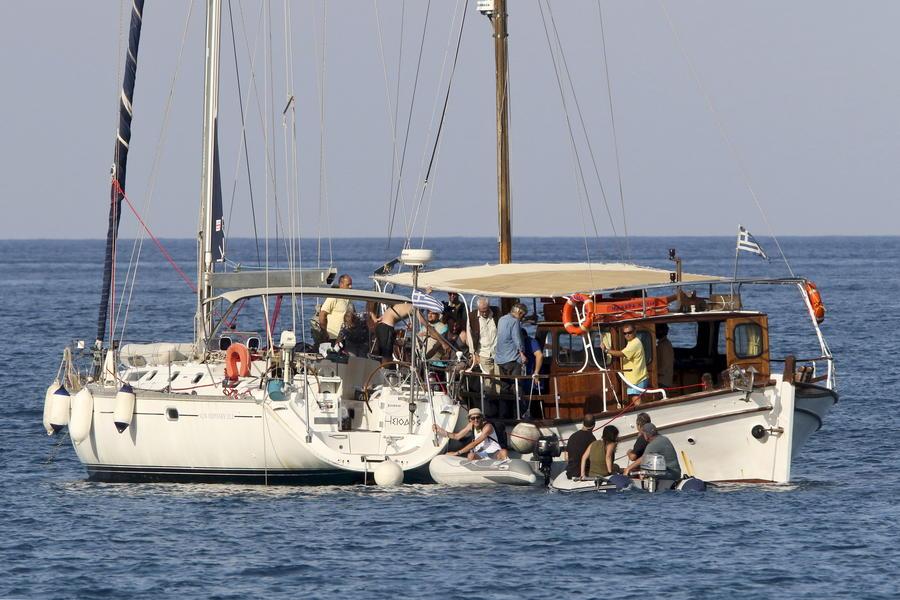 Обозреватель RT с борта перехваченного Израилем судна: ВВС вели «Марианну» с воздуха