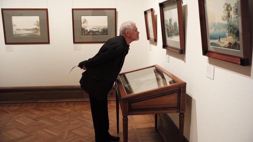 В Третьяковской галерее проходят обыски по делу о контрабанде культурных ценностей