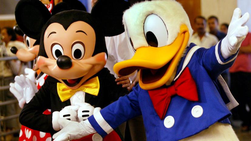Герои американских мультфильмов не любят чернокожих детей