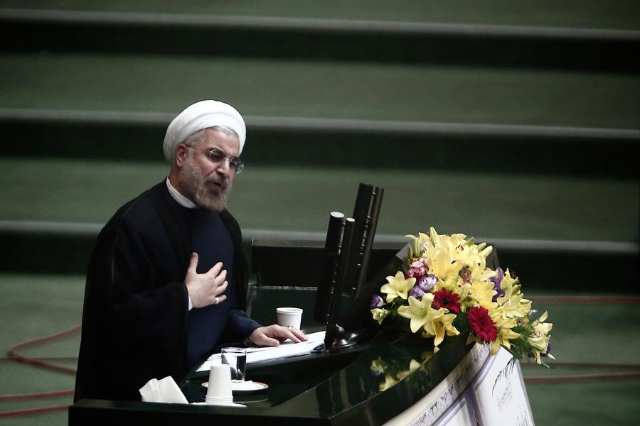 Президент Ирана осудил применение химоружия в Сирии