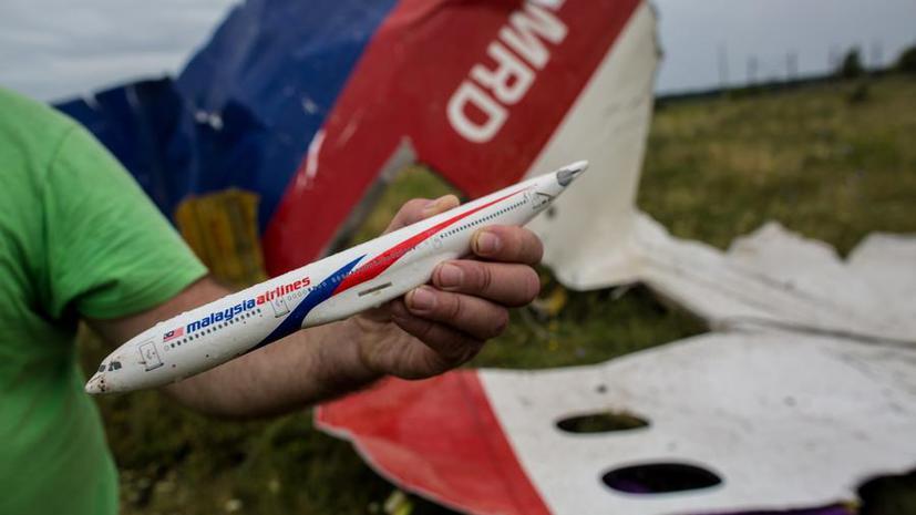 СМИ: Малайзию отстранили от участия в расследовании крушения Boeing за нейтральную позицию