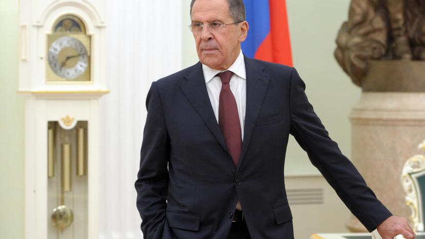 Сергей Лавров: США используют Украину как раздражитель в отношениях между Россией и ЕС