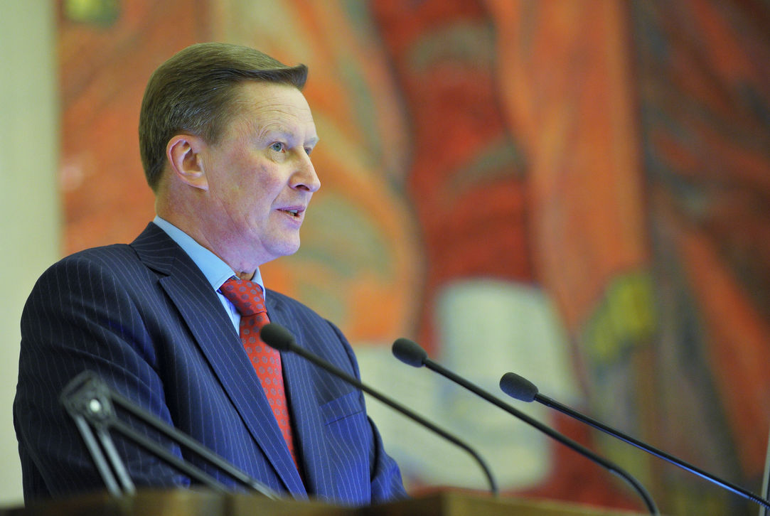 Сергей Иванов: Россия не намерена сокращать атомные вооружения