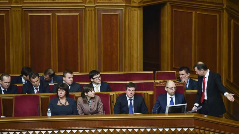 СМИ: Иностранные министры в Киеве защитят интересы США