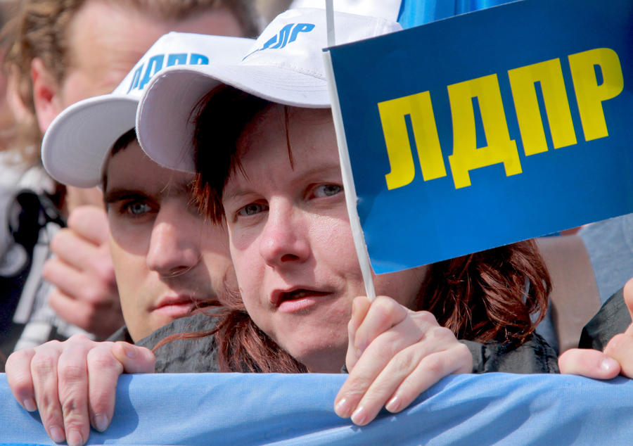 ЛДПР предложила вносить в избирательный бюллетень отметку о судимостях кандидата