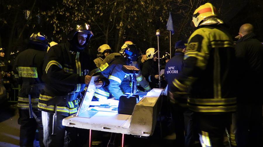 Шесть человек пострадали в результате пожаров, вызванных взрывом на газораспределительной станции