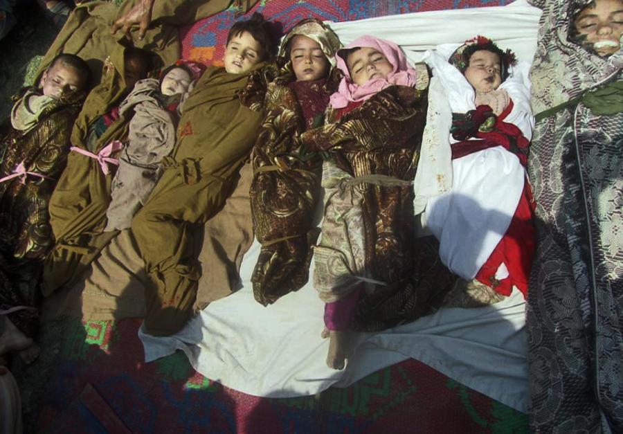 Российский дипломат: НАТО несет ответственность за гибель детей в афганской провинции Кунар