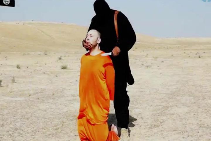Террористы «Исламского государства» обезглавили второго американского журналиста Стивена Сотлоффа