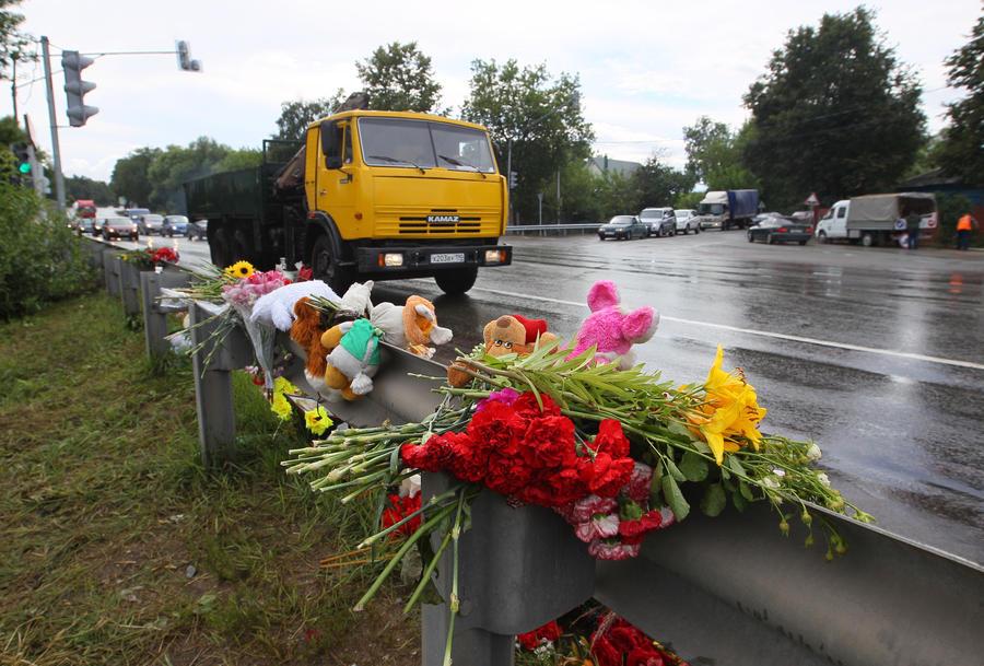 Сотрудники посольства Армении встретились с обвиняемым в ДТП под Подольском