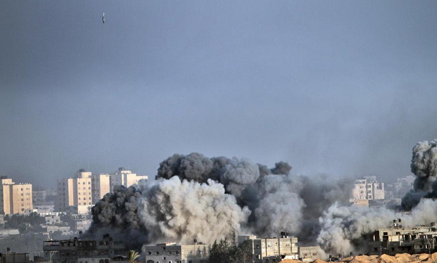 Высказываясь по вопросу о Газе, израильские политики используют одну и ту же американскую методичку