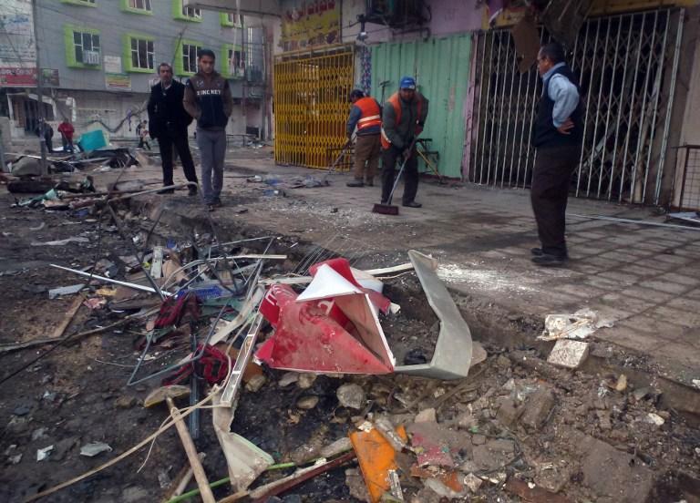 Серия взрывов в Ираке: В Багдаде и Бакубе погибли 73 человека