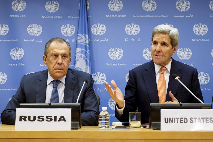 Джон Керри: США поддерживают позицию России по Сирии
