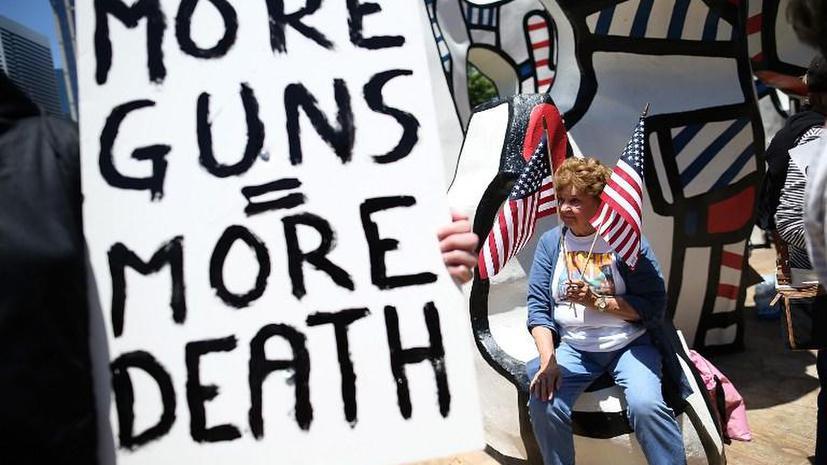 Ветерана войны в Ираке застрелил 4-летний сын