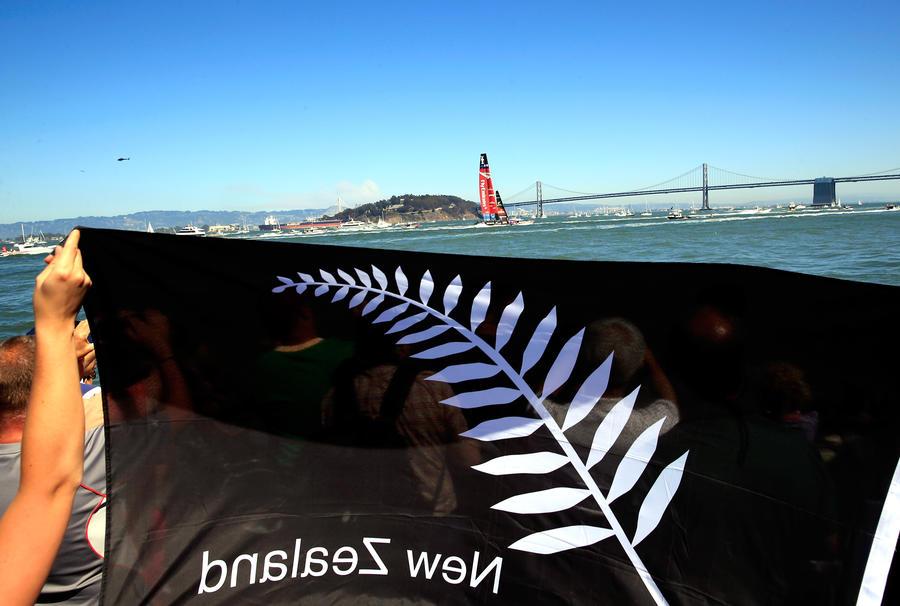 Новая Зеландия может решить судьбу нового флага путём референдума