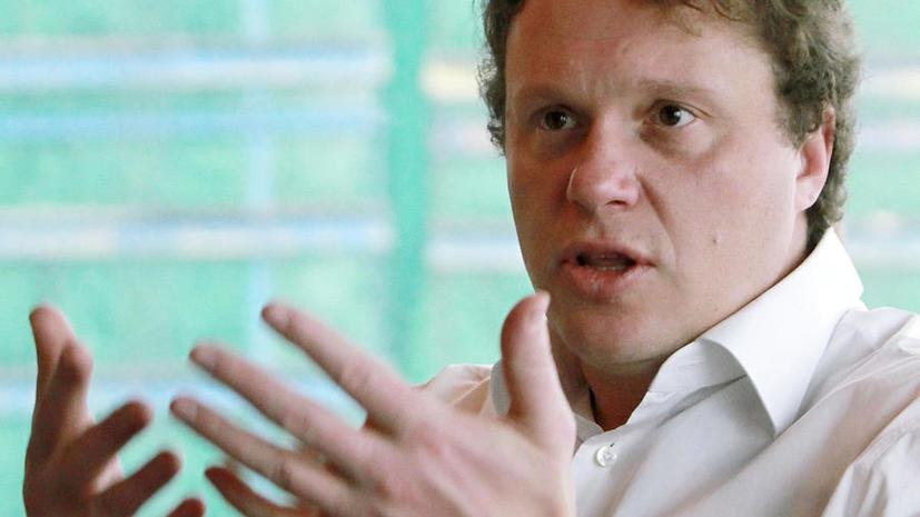 МВД инициировало процедуру экстрадиции Сергея Полонского в Россию