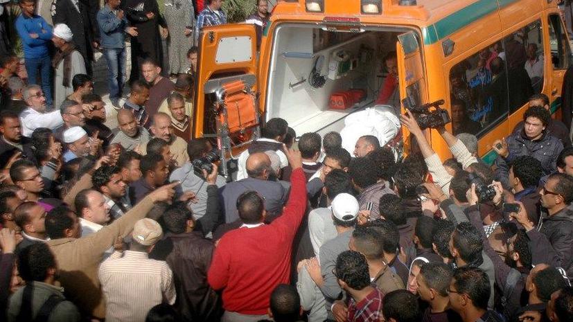 Число жертв беспорядков в Египте возросло до 47