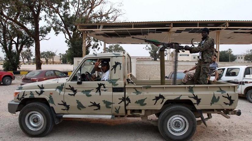 Власти Ливии извинились перед ООН за обвинения в чёрной магии