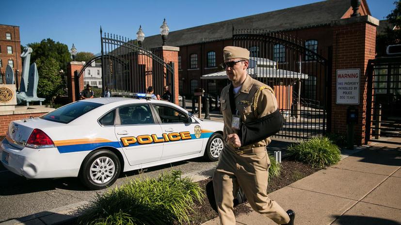 Отчёт: адмиралтейство в Вашингтоне, где были убиты 12 человек, экономило на системах безопасности