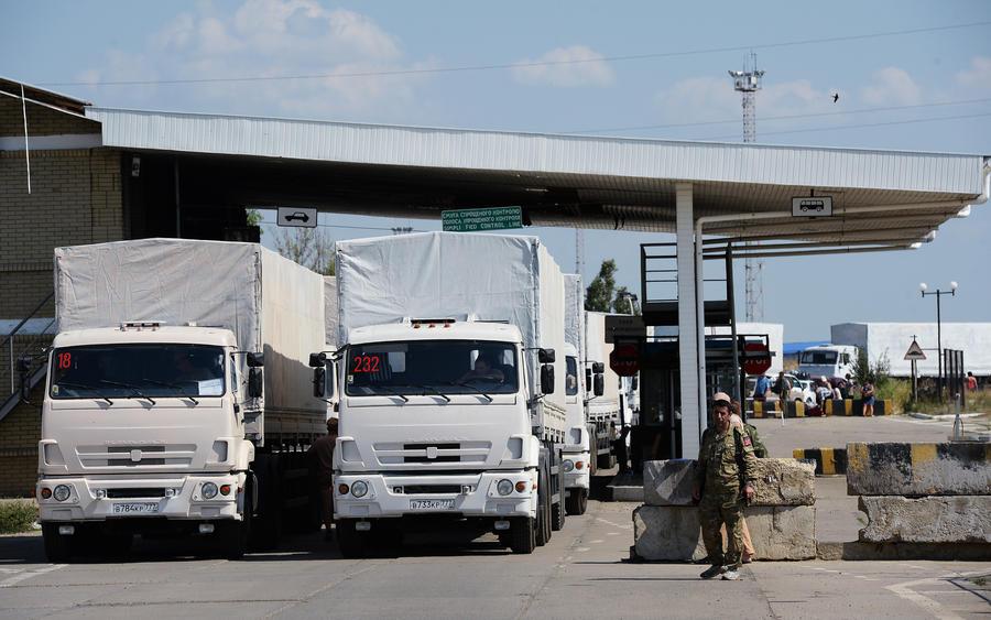 Дмитрий Песков: Второй гуманитарный конвой на Украину будет отправлен в самое ближайшее время