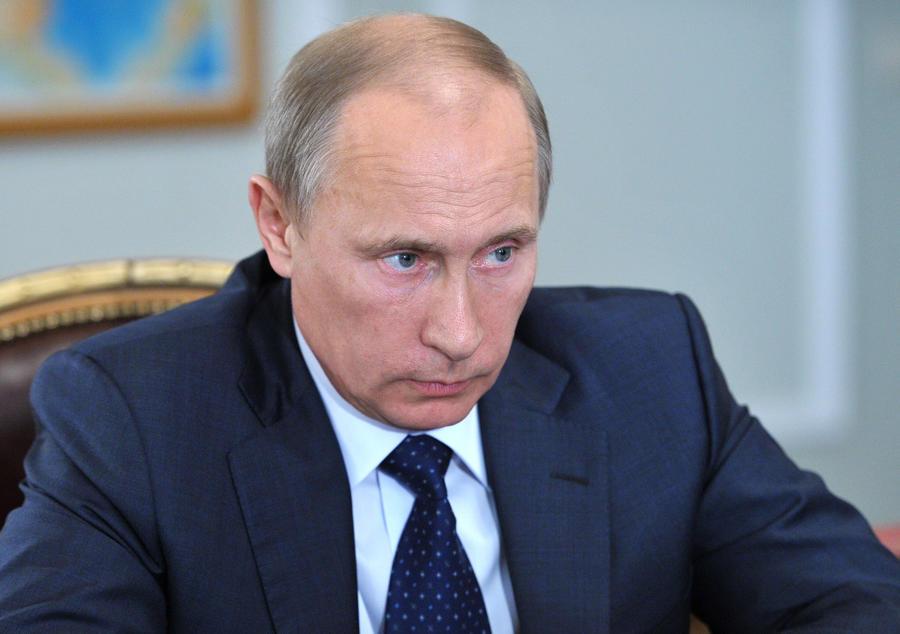 Владимир Путин выступает за срочные меры по пресечению экстремизма в Киеве