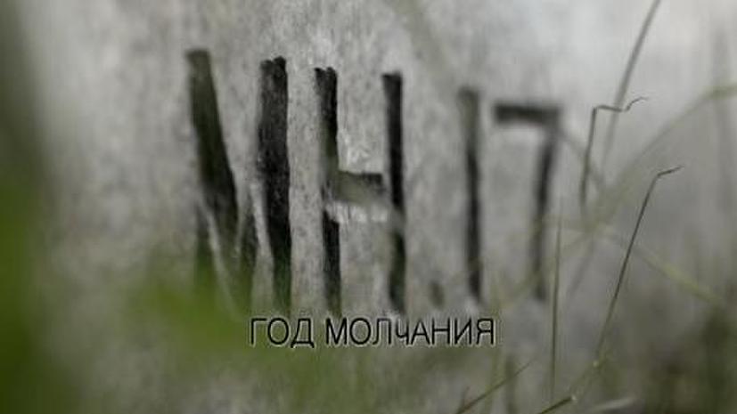 RT покажет фильм к годовщине крушения Boeing MH 17: почему молчат следователи