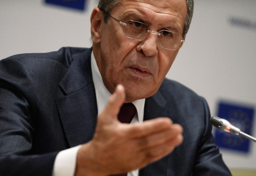 Сергей Лавров: В США не скрывают давления на Евросоюз в вопросе антироссийских санкций