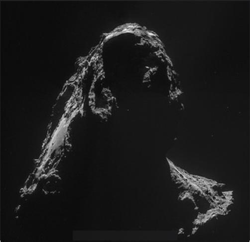 Исследовательский модуль Philae начал операцию по спуску на поверхность кометы 67Р