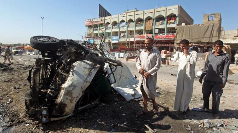 Взрывы автомобилей в 3 городах Ирака: 70 погибших, 150 раненых