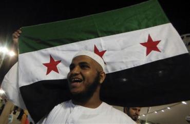 Полиция разогнала сирийских демонстрантов в Мекке