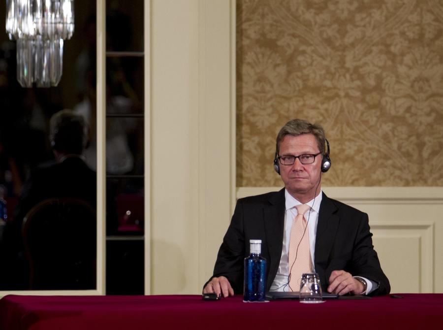 Глава МИД Германии назвал ошибкой дискуссию о бойкоте сочинской Олимпиады