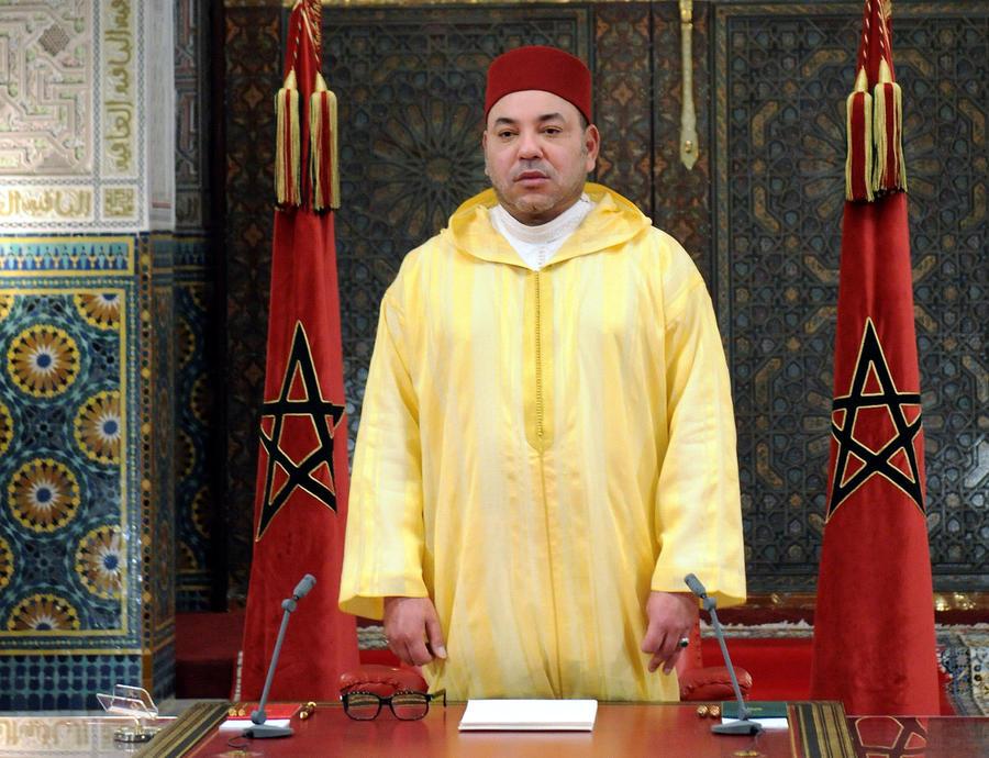 Король Марокко отменил решение о помиловании педофила