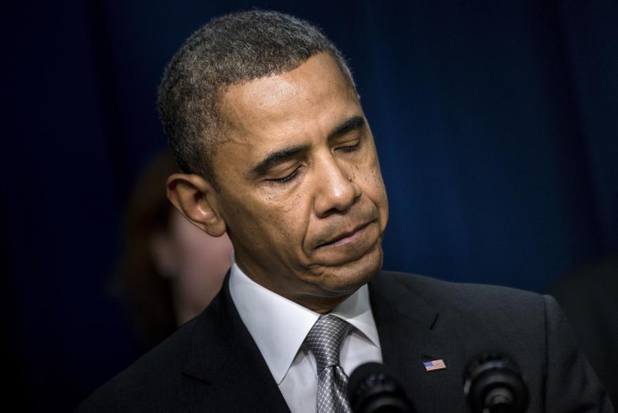 Барак Обама: Недовольство американцев политиками из Вашингтона растёт