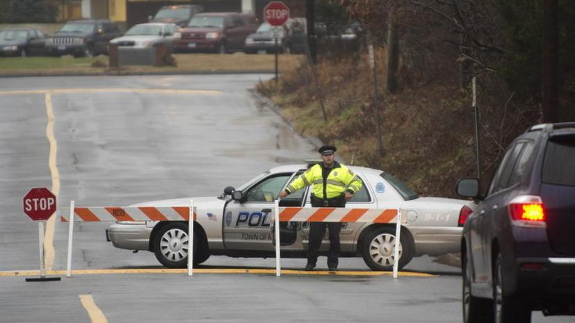 В штате Коннектикут объявлена тревога: опасаются нового стрелка