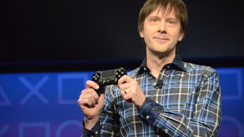 Sony презентовала новую игровую консоль PlayStation 4