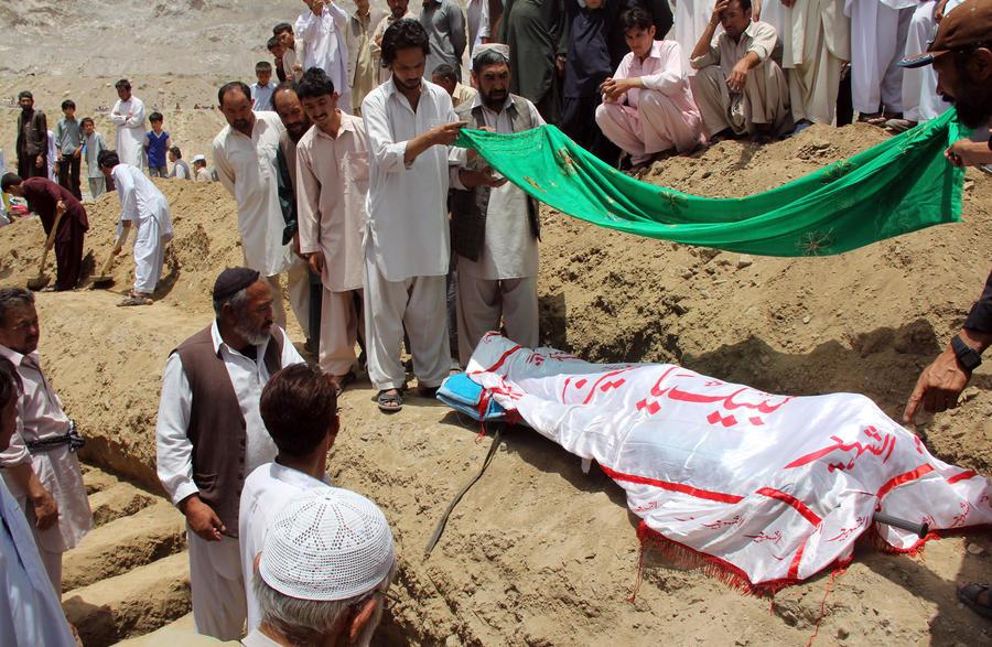 В Пакистане в результате атаки беспилотника погибли 16 человек
