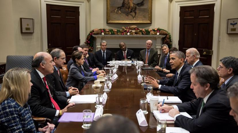 США признают сирийскую оппозицию