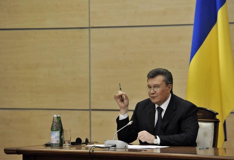 Виктор Янукович выступит с заявлением в Ростове-на-Дону, RT будет вести прямую трансляцию