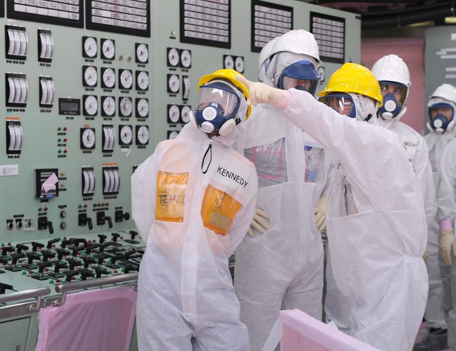 Эксперты: Замораживание радиоактивной воды на АЭС «Фукусима-1» не приносит результатов