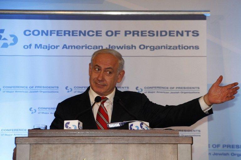 Нетаньяху пытается использовать иранскую ядерную угрозу для формирования правительства